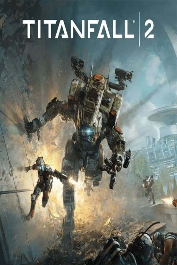 368083 titanfall 2 playstation 4 front cover