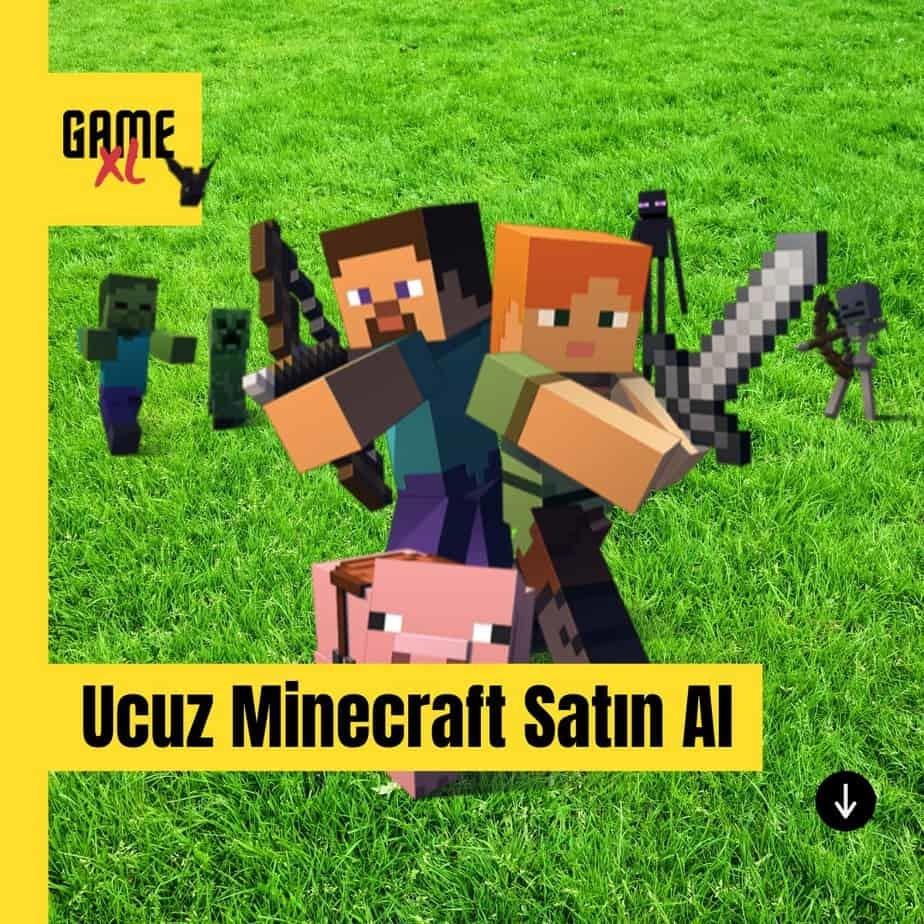 Ucuz Minecraft Premium, Minecraft En Ucuz Hesap, Hesaplı Premium, Ucuz Minecraft Satın Al
